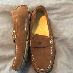 Cole Haan Shoes - Cole Haan brown suede moccasin size 8